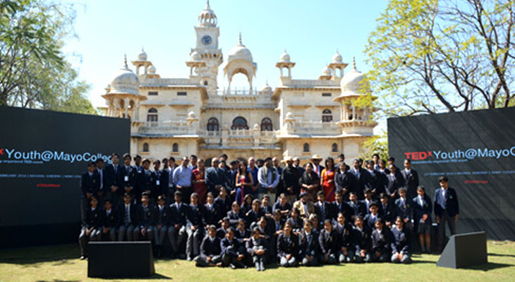Mayo College, Ajmer in Boarding Schools of India