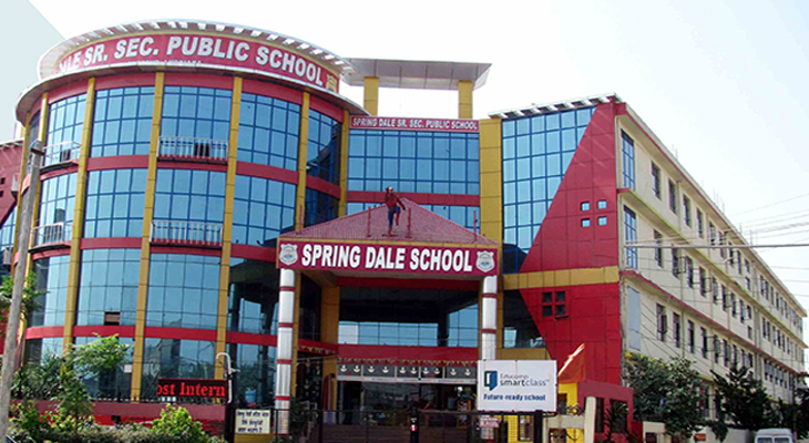 Spring Dale Public School, Ludhiana in Boarding Schools of India