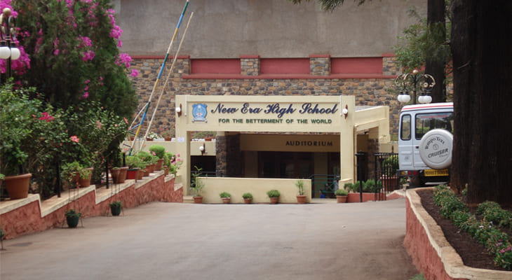 New ERA High School, Panchgani in Boarding Schools of India