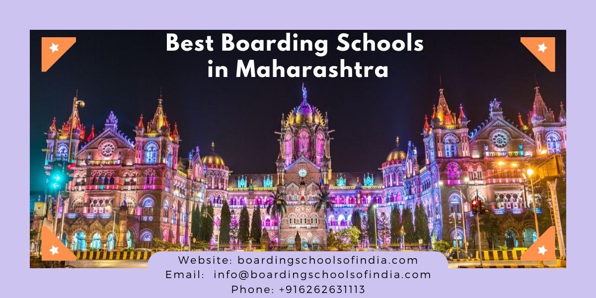 Best Boarding Schools in Maharashtra