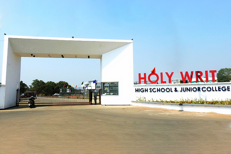 Holy Writ High School And Junior College in Boarding Schools of India