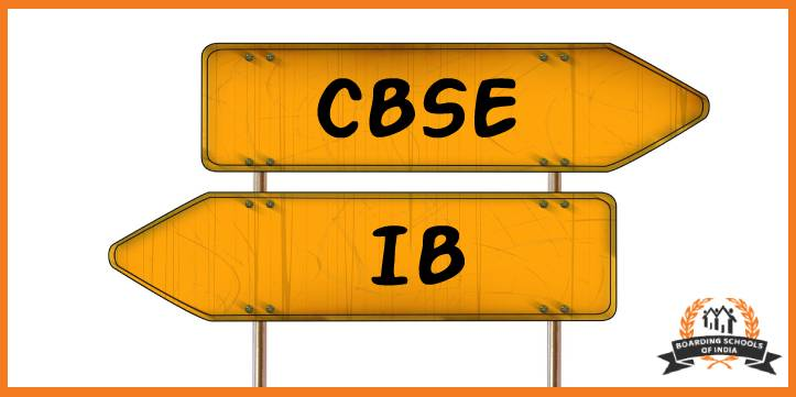 Difference Between CBSE and IB in Boarding Schools of India