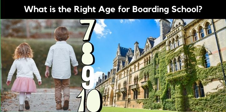 Right Age in Boarding Schools of India