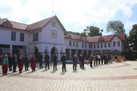 Bishop Cotton School Shimla Will Hold Online in Boarding Schools of India