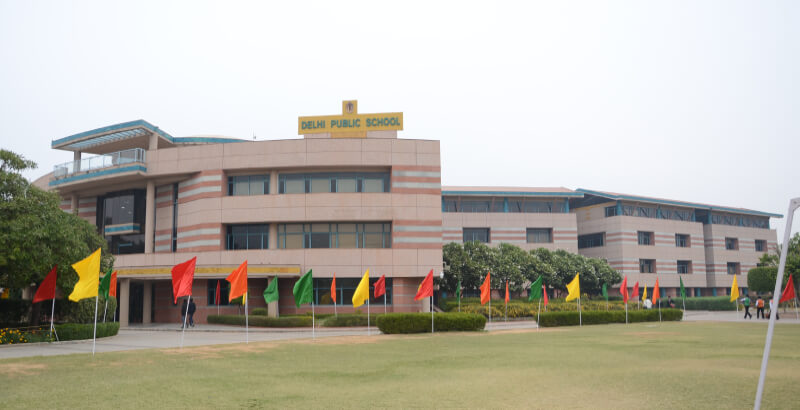 Delhi Public School, Jaipur in Boarding Schools of India