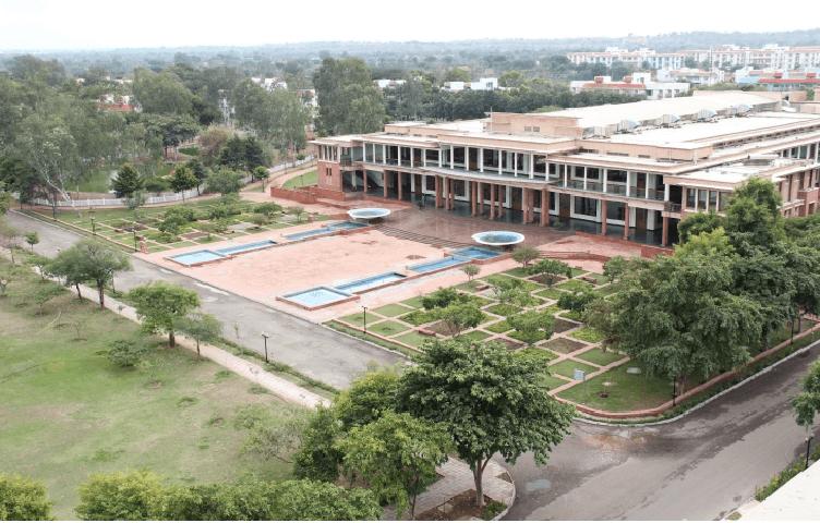 MODY School Top View in Boarding Schools of India