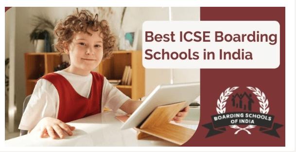 ICSE in Boarding Schools of India
