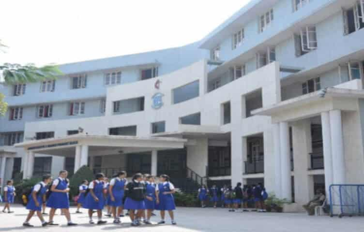 Baldwin Girls High School in Boarding Schools of India