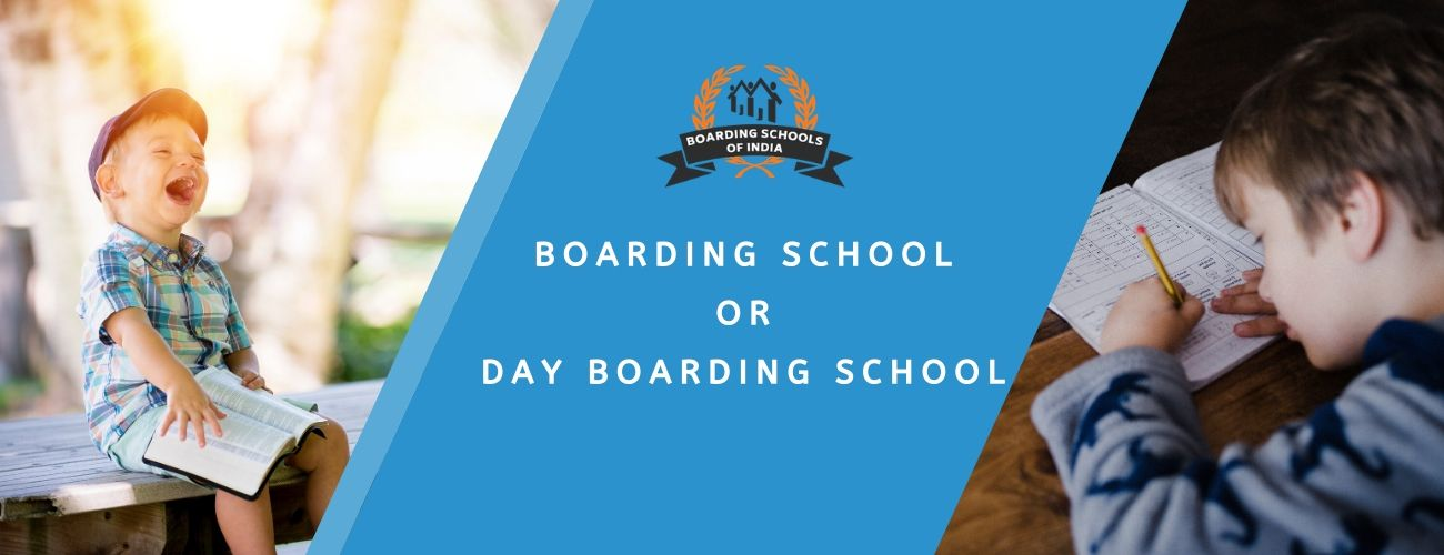 Difference Between Day Boarding School and Residential School in Boarding Schools of India