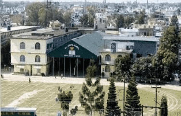 St. Jude's School in Boarding Schools of India