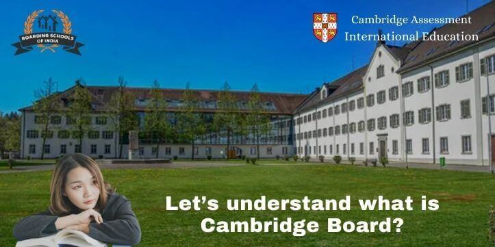 Cambridge Board in Boarding Schools of India