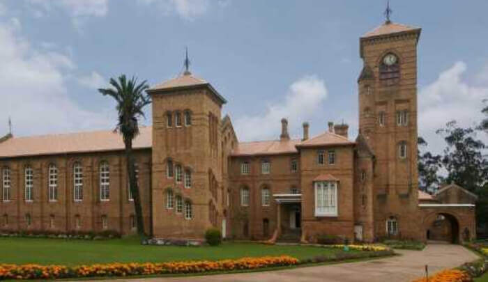 The Lawrence School Ooty in Boarding Schools of India