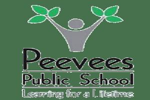 peevees logo in Boarding Schools of India