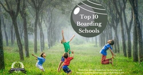 Top 10 Boarding schools in Boarding school of India