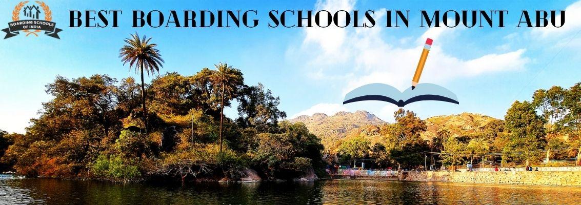Best Boarding Schools in Mount Abu