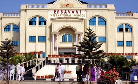 P P Savani Chaitanya Vidya