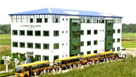 Jyotirmoy Public School, Kolkata, West Bengal in Boarding School Of india