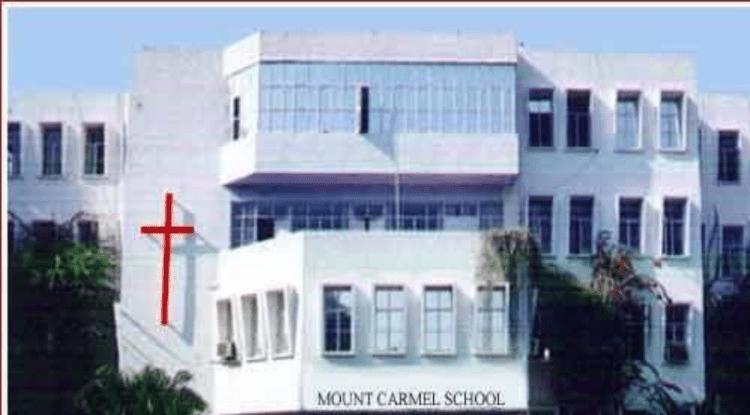 Mount Carmel School in Boarding School of India