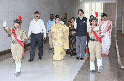 Mody Sport in Boarding School of India