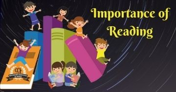 importance of reading in Boarding School of India